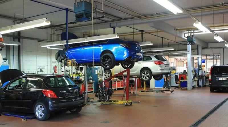 Autohaus Kreis - Service - Inspektion